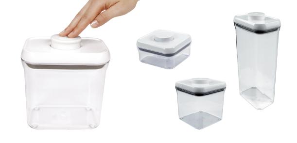 OXOポップアップコンテナ (食品保存容器)